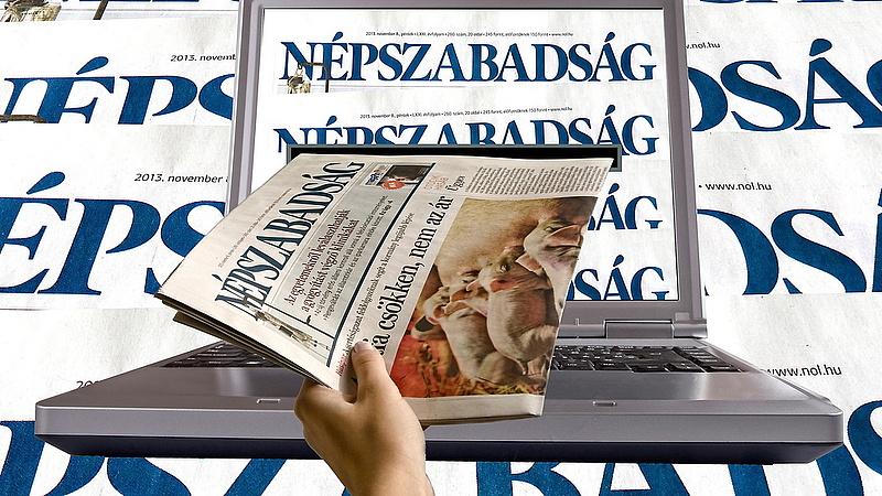 Népszabadság: közleményt adott ki a Fidesz és a kormány is