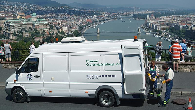 Akcióban a csatornázási művek az illegális bekötések ellen