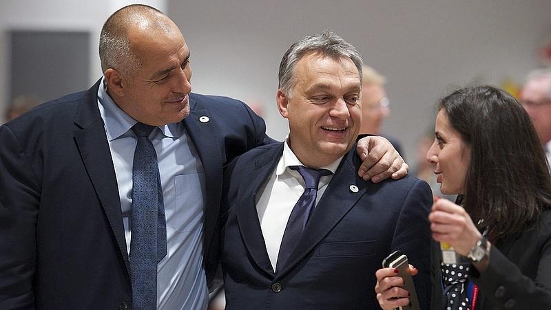 Orbán határszemlét tart Bulgáriában