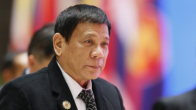 Rodrigo Duterte súlyos beteg
