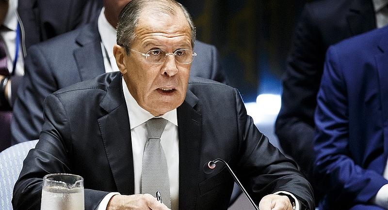 Fontos bejelentést tett az orosz külügyminiszter