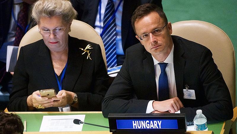A brit külügy tiltakozott a magyar kormány hazugságai ellen