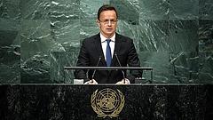 Szijjártó az ENSZ-ben: globális fordulatra van szükség
