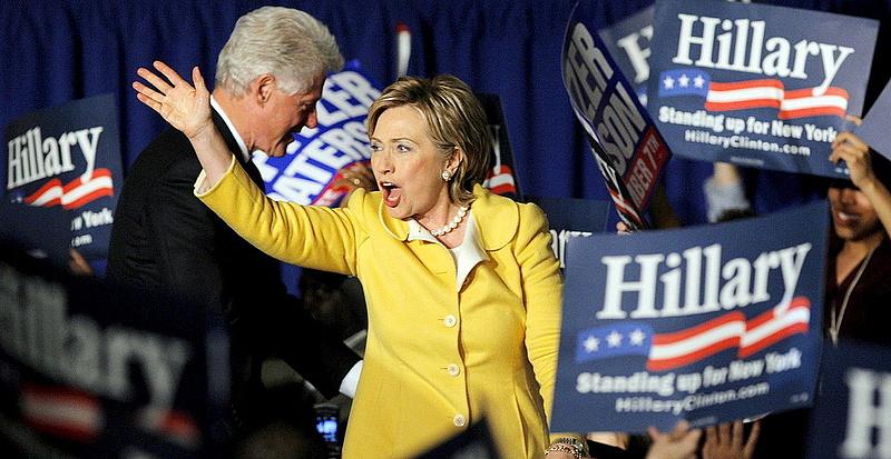 Hillary Clinton fölényesen vezet