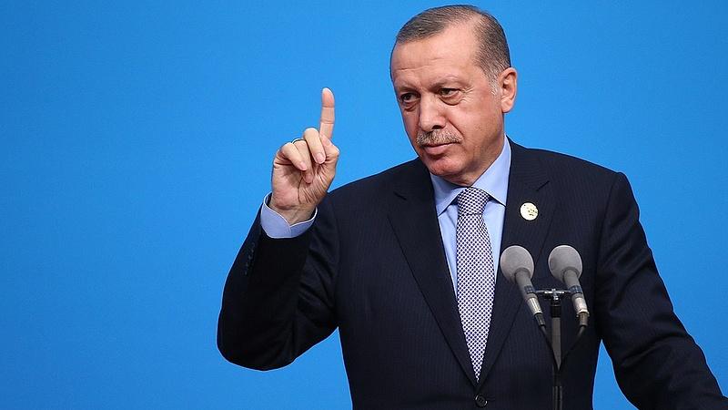 Erdogan-Merkel-találkozó: kiakadt a török elnök
