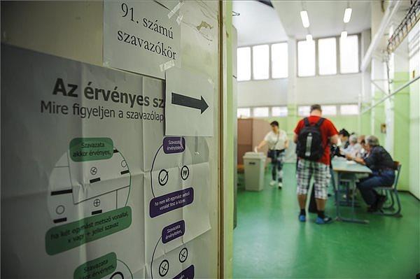 Kvótareferendum: a szavazásra jogosultak harmada sem ment el délután 3-ig.
