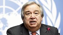 Üzent az ENSZ főtitkára