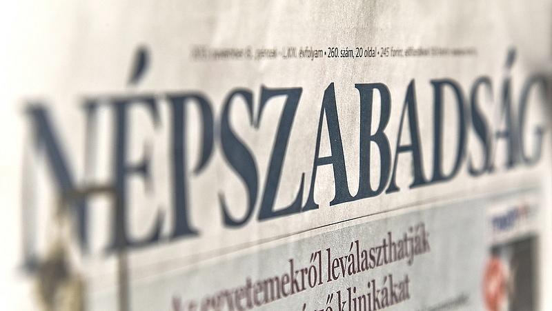 Ma is foglalkoztak külföldön a Népszabadsággal - sötét jövőt látnak a csehek