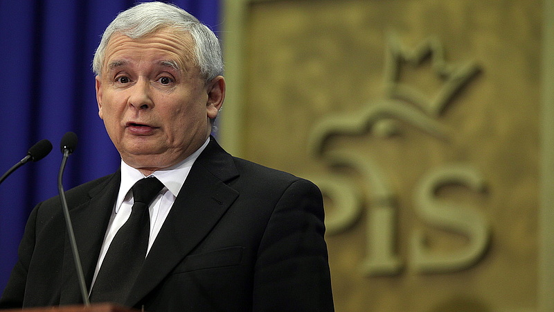 Kaczynski nem enged