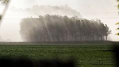 Hatalmas szélviharra készüljön vasárnap - kiadták a vészjelzést