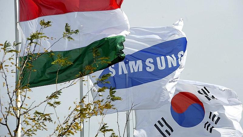 Bővül a Samsung gödi gyára - 1200 új embert várnak