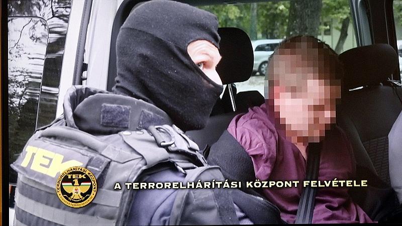 Elkapták: egy ártatlannak tűnő személy robbantott a Teréz körúton