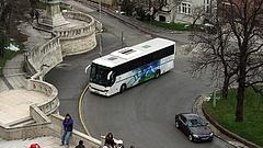 Ingyen busz - nemcsak turistáknak
