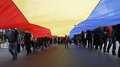 Nem tágítanak a romániai tüntetők