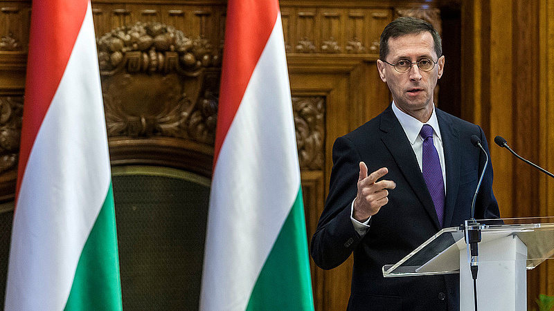 Varga Mihály: 3-5 százalékos gazdasági növekedésre van szükség