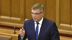 Matolcsy György: Magyarország csapdába került