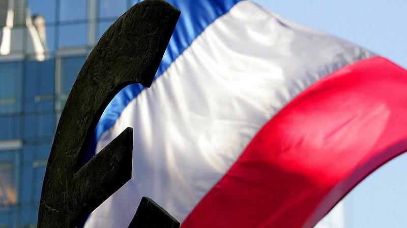Kétéves mélyponton a munkanélküliség Franciaországban