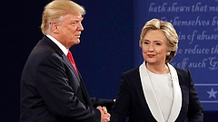 Pánik a tőzsdéken az elnökválasztás miatt