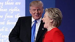 Trump nem indít vizsgálatot Hillary Clinton ellen