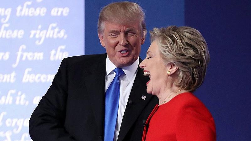 Cáfolják, hogy Hillary Clinton újra elnökjelölt lenne
