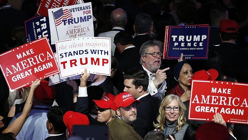 Trump már az új választási kampányra tesz félre