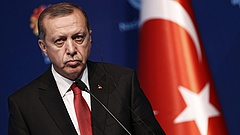 A török elnök is értékelte az évet