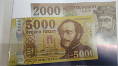 Nem minden automata fogadja el az új bankjegyeket