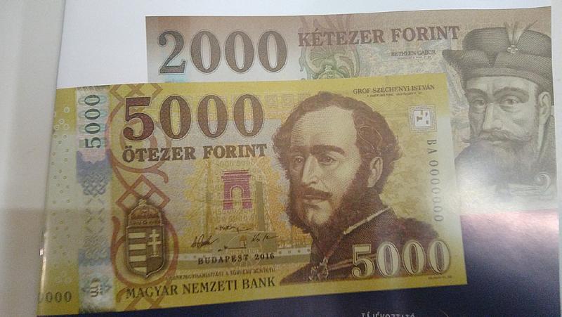 Új bankjegyek jönnek Magyarországon - háromtól pedig elbúcsúzhatunk