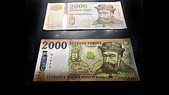 Új bankjegyeket vezet be az MNB - fotóval