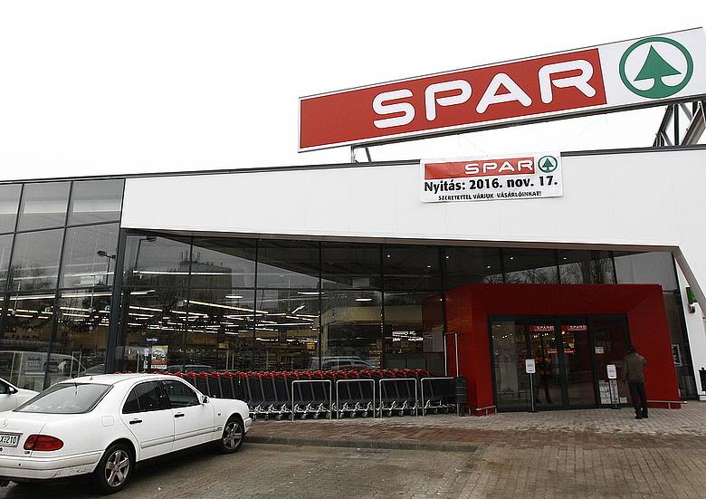 3ac578d3ad Tovább szaporodhatnak a Spar-áruházak - Napi.hu