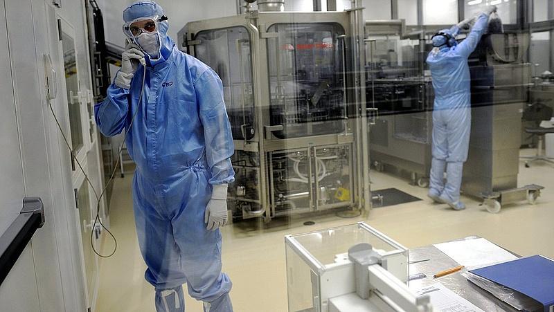 Új gyárat húzott fel Tatabányán a Becton Dickinson
