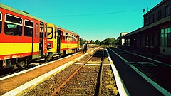Felújítja a GYSEV a szombathelyi vasútállomást