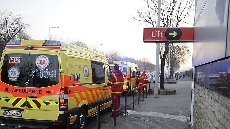 Meglepő oka van a metróbalesetnek - megszólalt BKV