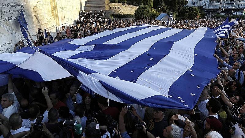 Meglepetés Görögországban - nőtt a GDP