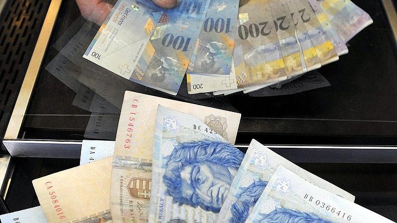 Az eurót 308 forinton jegyzik