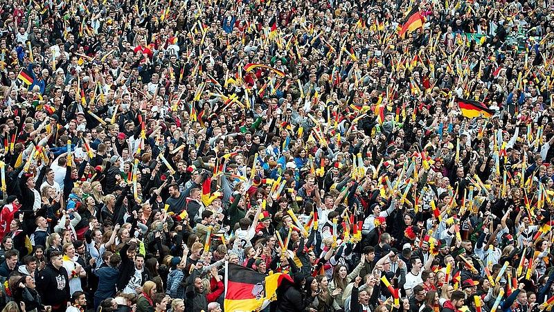 Kissé romlott a hangulatmutató, de továbbra is optimisták a németek