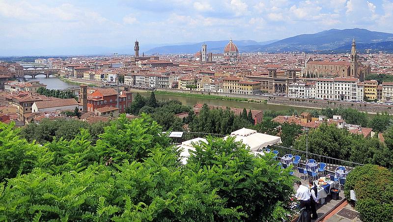 Már nem csak északon tombol a hőség Olaszországban