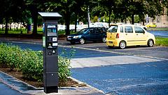 Új cég jelent meg a fővárosi parkolásban