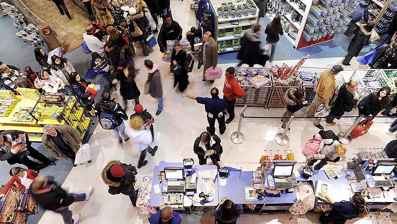 Megugrottak a személyes kiadások az USA-ban