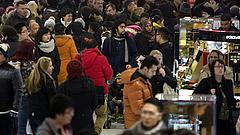 Javult a fogyasztói bizalom az euróövezetben