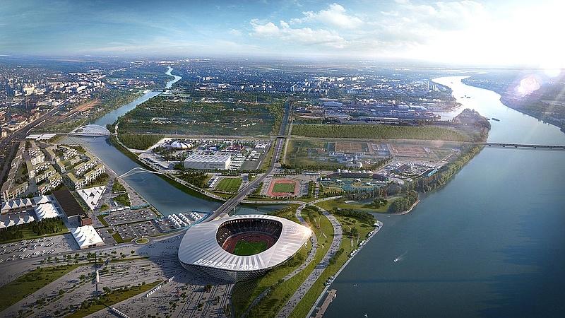 Megveszi az állam az atlétikai stadion telkeit
