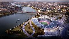 Döntött a kormány: 204 milliárdot költ az új atlétikai stadionra