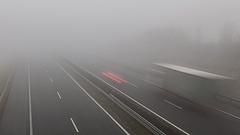 Sűrű köd jön - nyolc megyére figyelmeztetést adtak ki