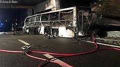Veronai buszbaleset: a maximális büntetést kapta a magyar sofőr