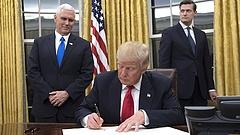 Nagy húzásra készül Trump