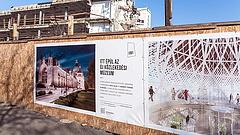 Mi jön még? A Városligeten kívül kap új épületet a Közlekedési Múzeum