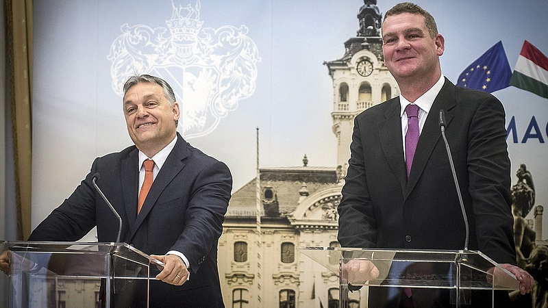 Orbán Botkához látogatott