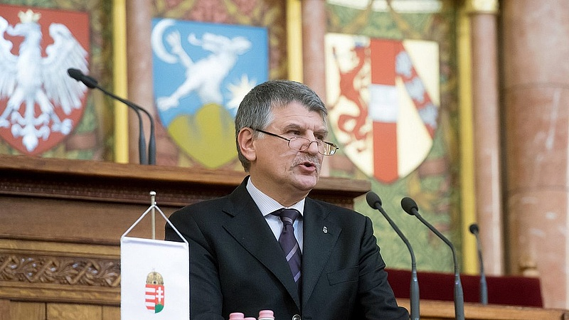 Rezidenciát kap a Kossuth térnél Kövér László