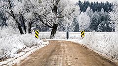 Havazás - még vannak lezárt utak Heves megyében