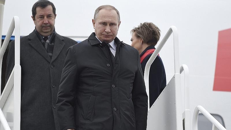 Kerülőút - merre járhatott Putyin?